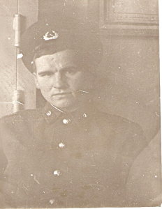 Тетюев Виктор Григорьевич, Сосновка