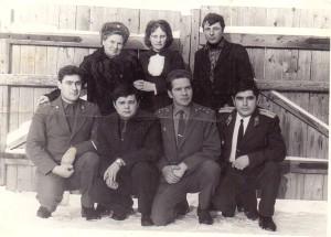 Мясников,  Касимов, Возяков, Назыров