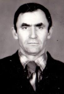Матченко Алексей Яковлевич, зоотехник