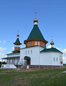 Храм в честь святого Лазаря Четверодневного
